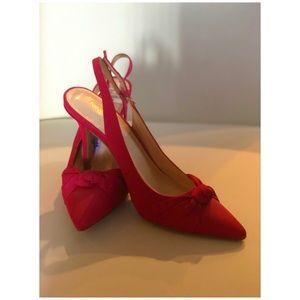 Nine West Pink Heels 💞
